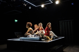 Scarlet at the Southwark Playhouse